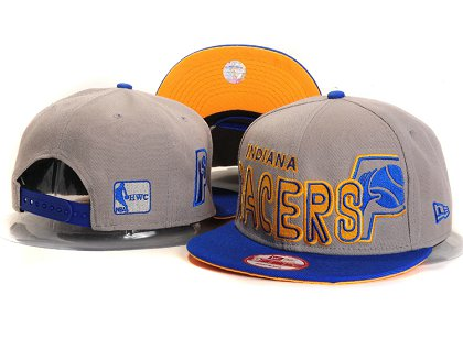 Indiana Pacers New Type Snapback Hat YS5606